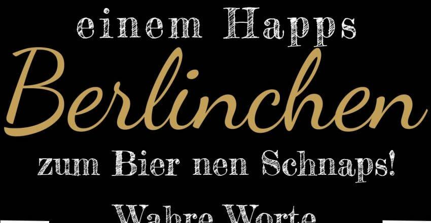Happs-Schnaps